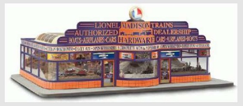 Queen City Hi-Railers Lionel Club Ambassadors reviews the Lionel Hobby Shop 6-14133