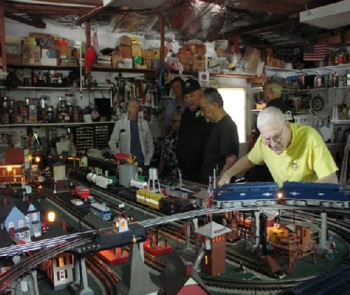 San Joaquin Valley Toy Train Operators Inc