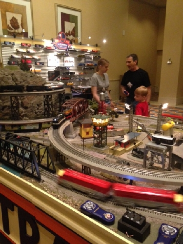 Annual Conventions and Toy Train Shows