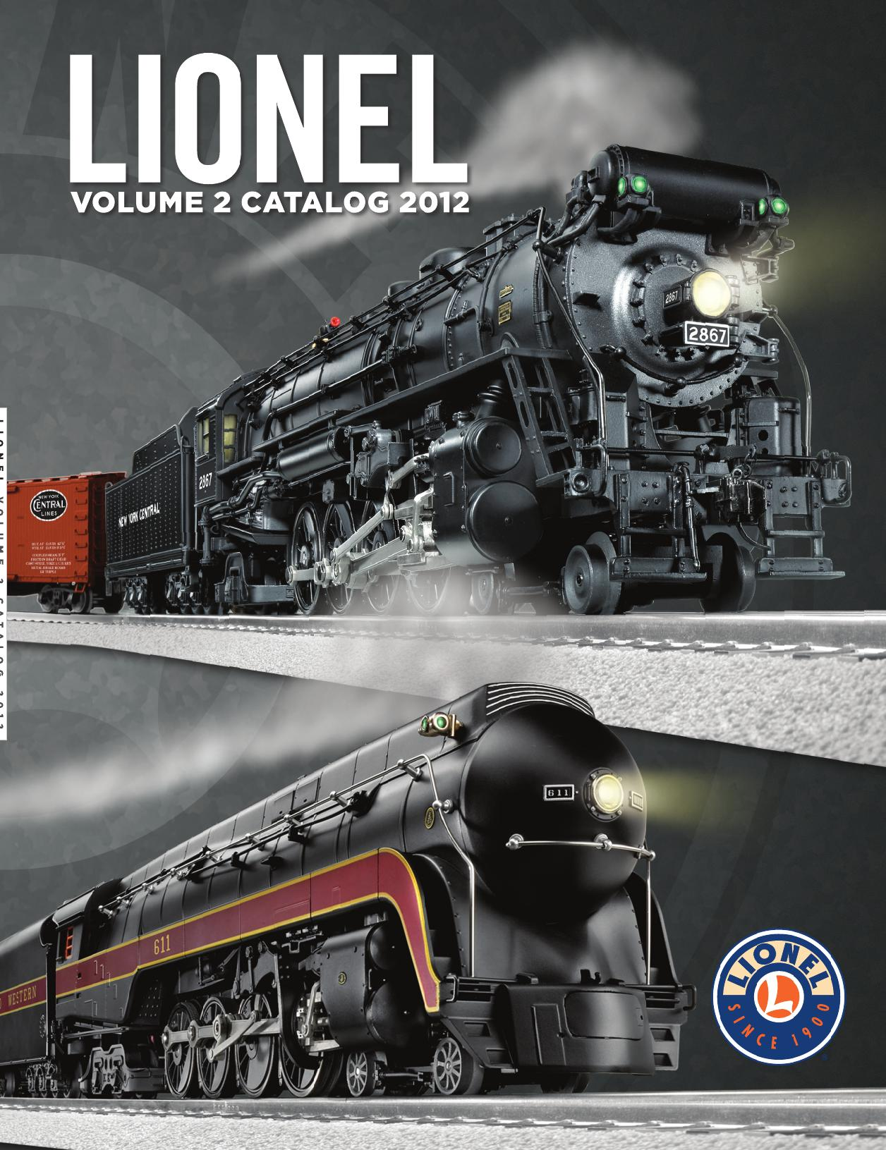 Train Gifts Amp Collectibles The Lionel Trains Catalog