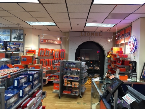 New Jersey Hi-Railers Lionel Ambassador Club visit Lionel in Concord NC and see the Lionel Retail Store