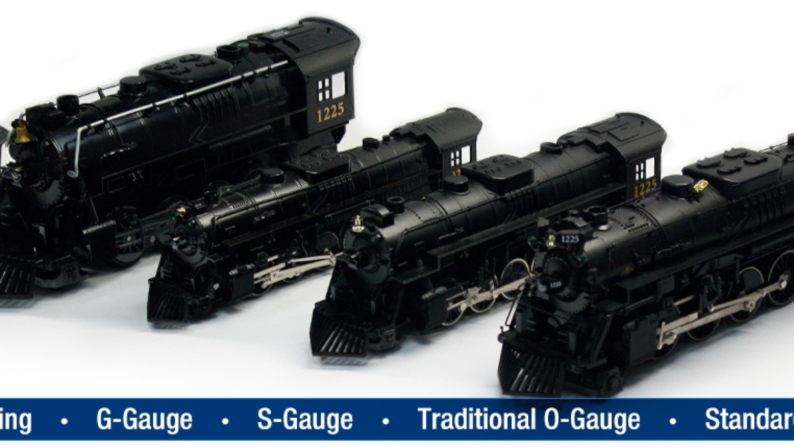 O Scale Live Steam Locomotives