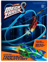 Add on Lionel Mega Tracks Stunt Packs