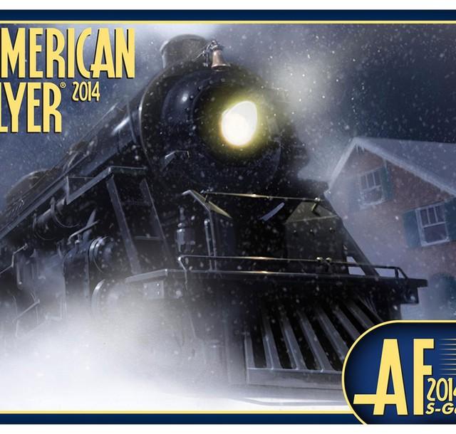 Ready to Run Vol American Flye 2014 LIONEL TRAINS CATALOGS Signature Ed. 7