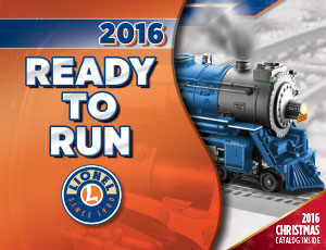Lionel Catalogs - Ready To Run 2016 - Part 2
