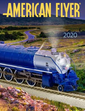Lionel Catalogs - American Flyer 2020