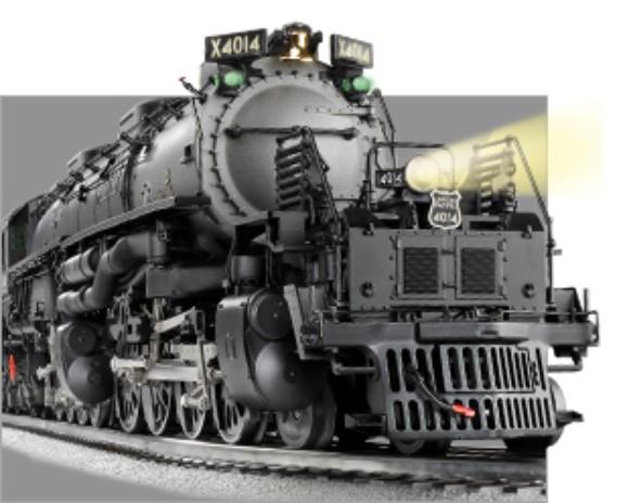 Model Train Track & Transformer at Lionel Trains