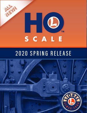 Lionel Catalogs - HO Scale 2020