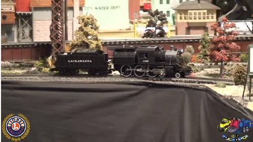 NJ Hi Railers DLW LionChief Plus 4-6-0 Camelback Vidio Review Image