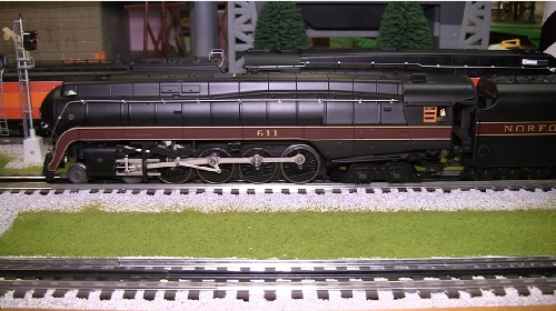 Chicagoland Lionel Railroader Club J-Class Northern Locomotive Video Review Image