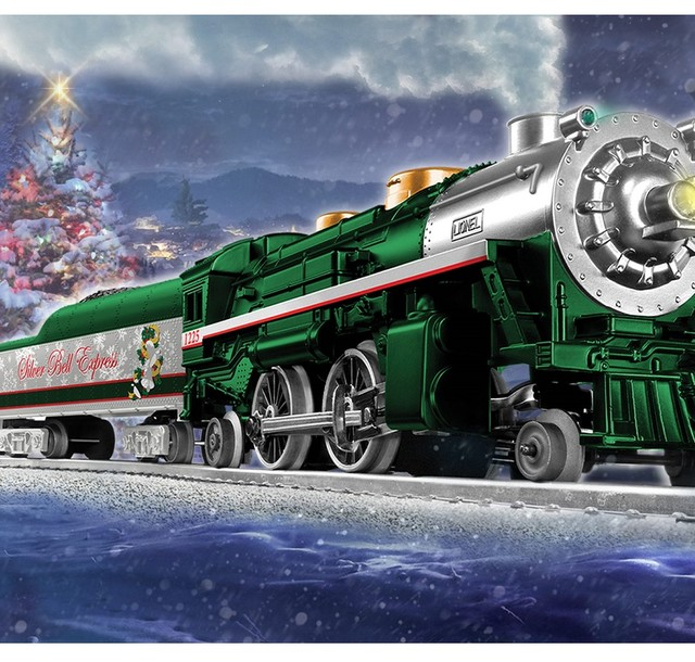 Lionel com Holiday Train Sweepstakes   Lionel