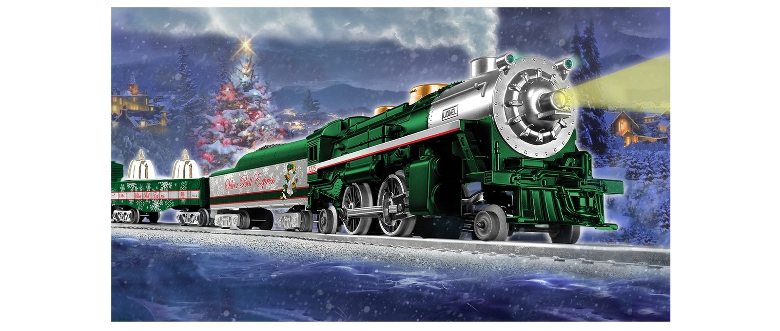 Lionel com Holiday Train Sweepstakes | Lionel