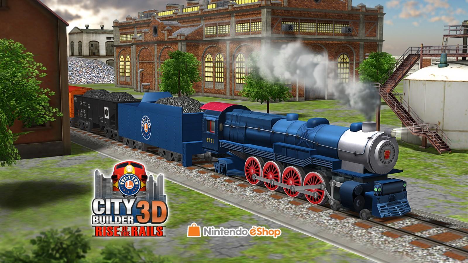 Lionel City Builder 3D: Rise of the Rails