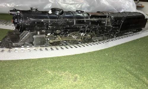 Image from Queen City Hi-Railers Lionel Club Ambassador Review of 2-6-2 Loco 2025